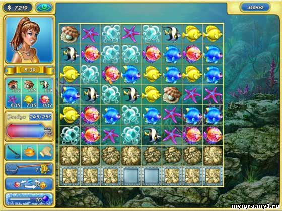 Магазин тропических рыбок 2 - полная версия