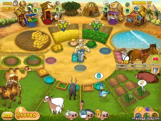 Ферма мания. Веселые каникулы - полная версия
