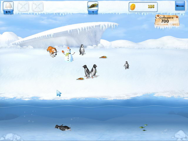 Пингвиномания - полная версия
