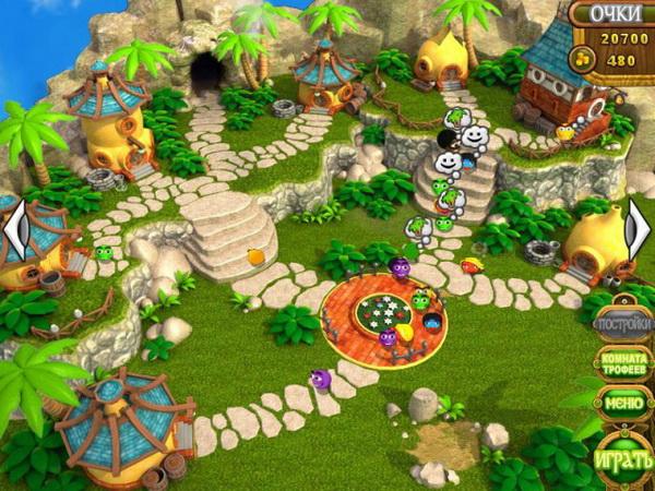 Трио: великое поселение - полная версия