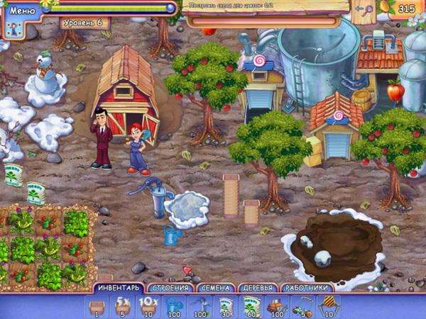 Farm Craft 2. Глобальный овощной кризис - полная версия