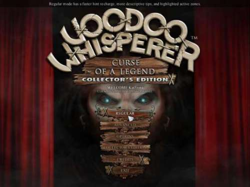 Voodoo Whisperer: Curse of a Legend - Collectors Edition - полная версия