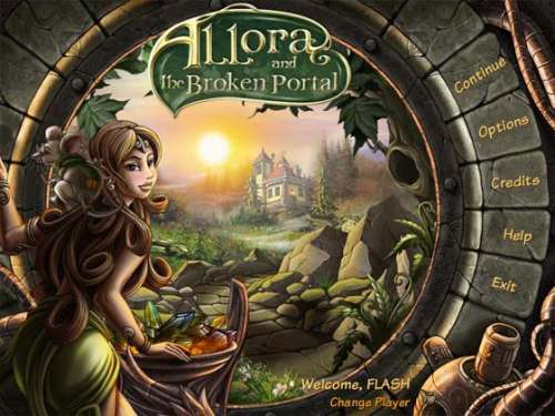 Allora and The Broken Portal - полная версия