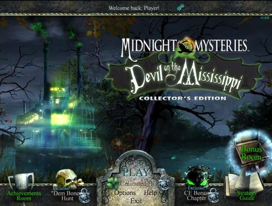 Midnight Mysteries: Devil on the Mississippi - Collector's Edition - полная версия