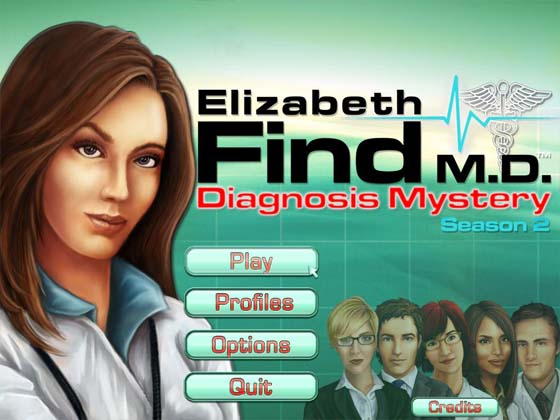 Elizabeth Find MD Diagnosis Mystery: Season 2 - полная версия