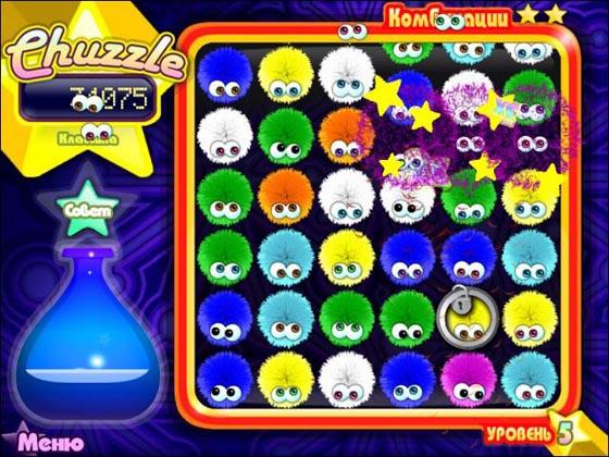 Скачать игру chuzzle deluxe бесплатно на компьютер полная версия