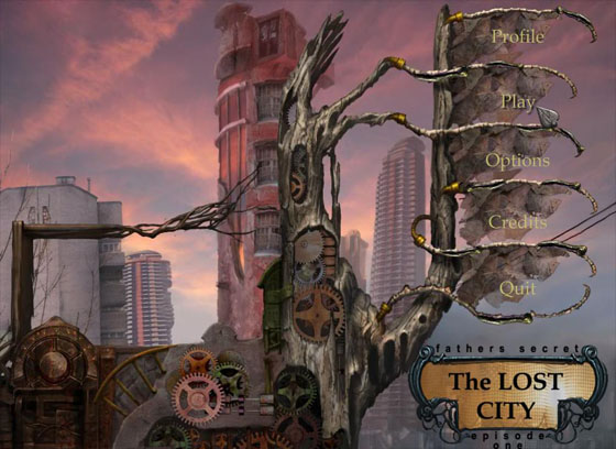 The lost city: Chapter one - полная версия