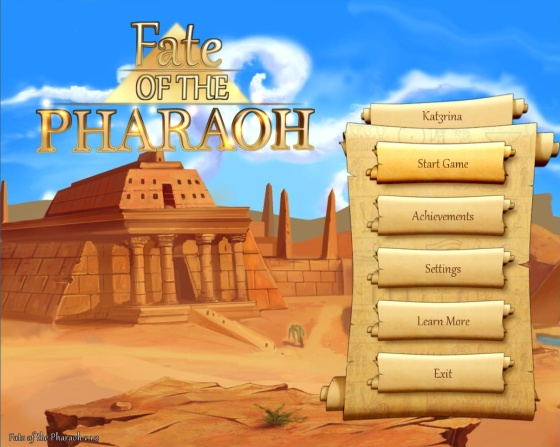 Fate of The Pharaoh - полная версия