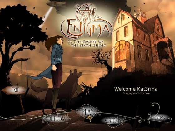 Age of Enigma: The Secret of the Sixth Ghost - полная версия
