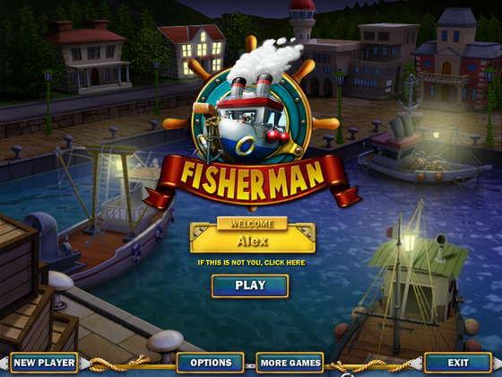 Youda Fisherman - полная версия