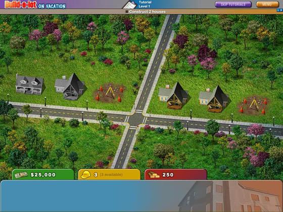 Build-a-lot 6: On Vacation - полная версия