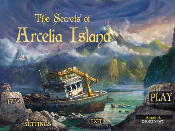 The Secrets of Arcelia Island - полная версия