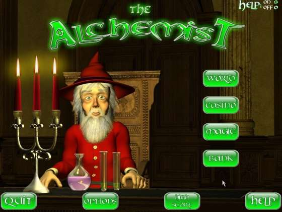 The Alchemist Slots - полная версия