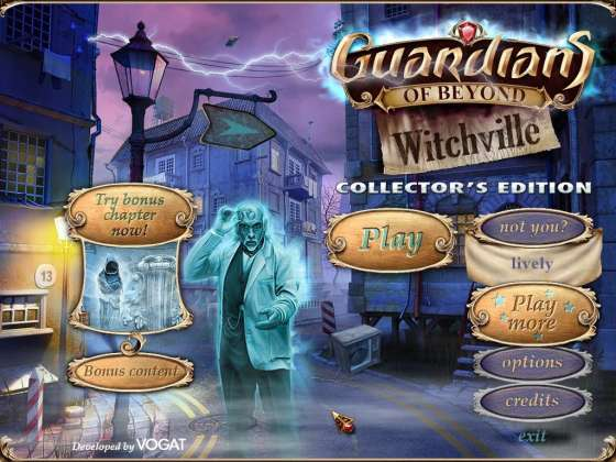 Guardians of Beyond: Witchville - Collector's Edition - полная версия