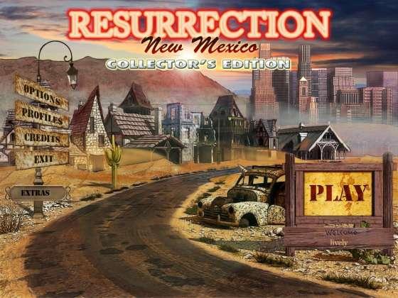 Resurrection, New Mexico - Collectors Edition - полная версия