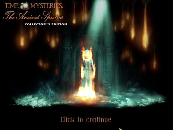 Time Mysteries 2: The Ancient Spectres Collector's Edition - полная версия