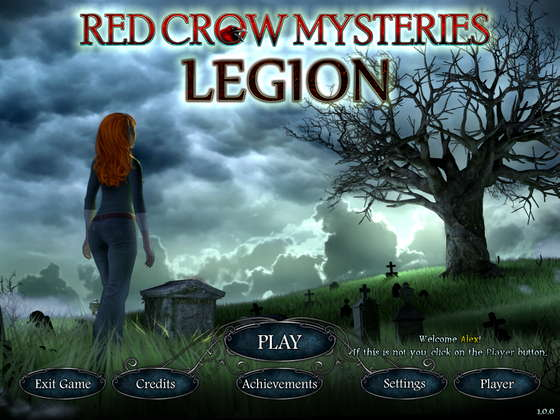 Red Crow Mysteries: Legion - полная версия