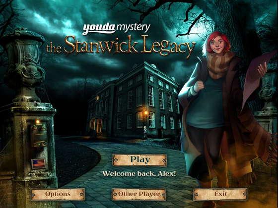 Youda Mystery: The Stanwick Legacy - полная версия