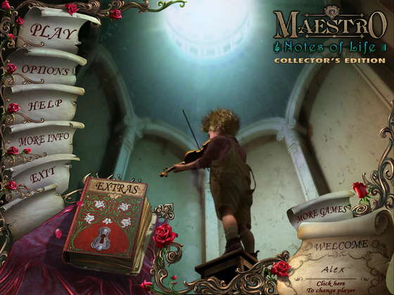 Maestro 2: Notes of Life Collector's Edition - полная версия