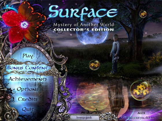 Surface: Mystery of Another World Collector's Edition - полная версия