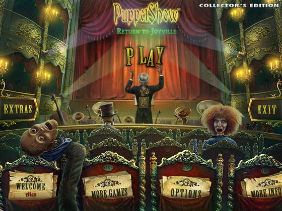 PuppetShow 4: Return to Joyville - Collector's Edition (2012) - полная версия