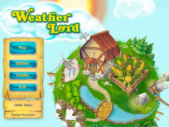 Weather Lord (2012) - полная версия