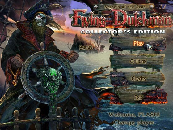 Secrets of the Seas: Flying Dutchman - Collector's Edition (2012) - полная версия