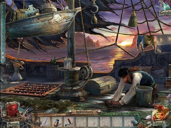 Secrets of the Seas: Flying Dutchman - Collector's Edition (2012) - полная версия