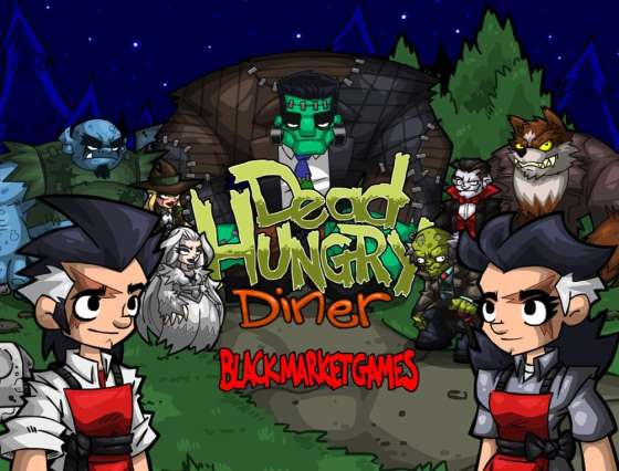 Dead Hungry Diner (2012) - полная версия