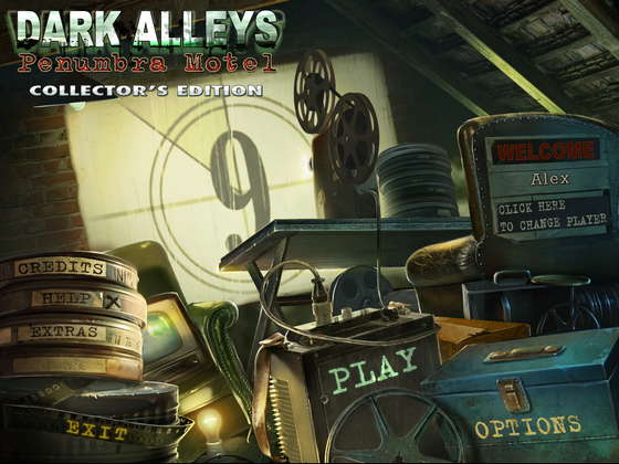 Dark Alleys: Penumbra Motel Collector's Edition (2012) - полная версия