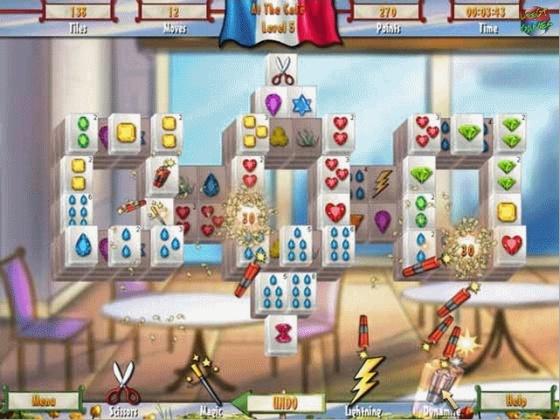 Paris Mahjong (2012) - полная версия