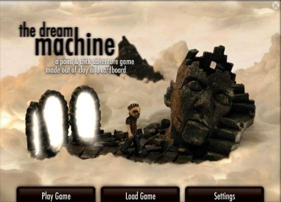 The Dream Machine Chapter 1-3 - полная версия