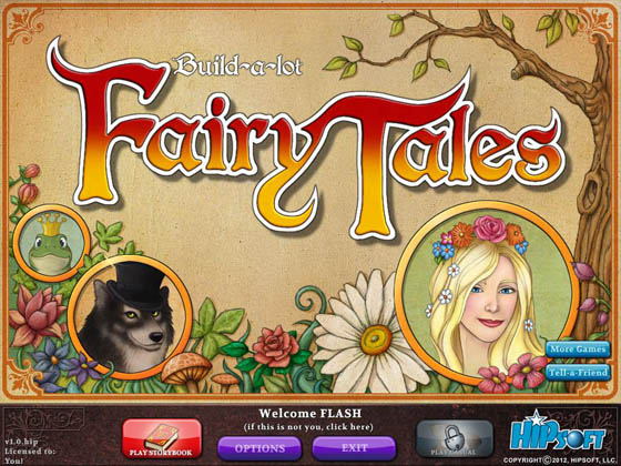 Build-a-lot 7: Fairy Tales (2012) - полная версия