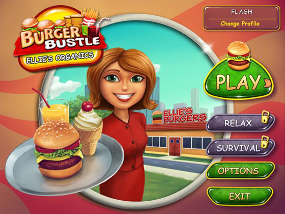 Burger Bustle 2: Ellie's Organics (2012) - полная версия