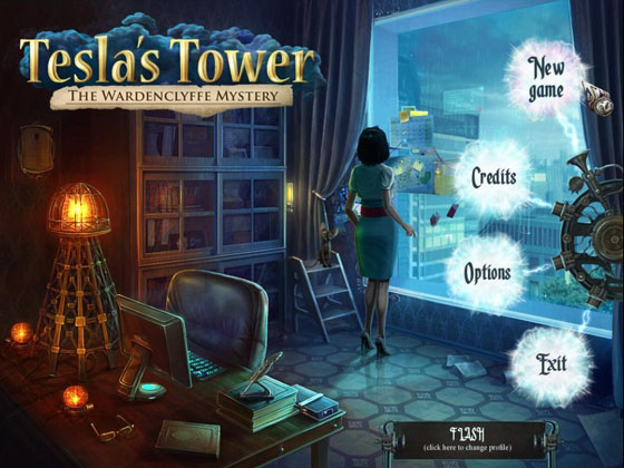 Tesla's Tower: The Wardenclyffe Mystery (2012) - полная версия