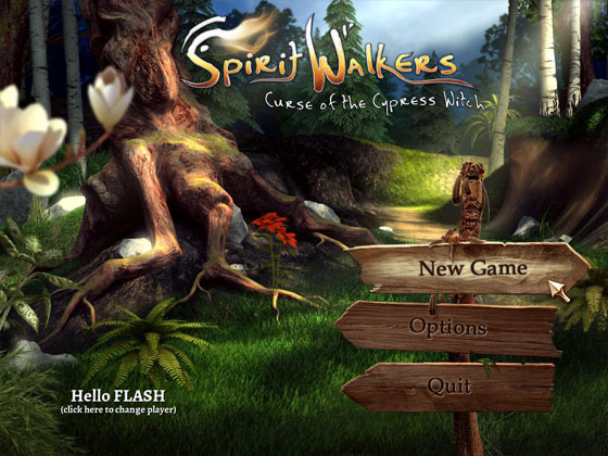 Spirit Walkers: Curse of the Cypress Witch (2012) - полная версия