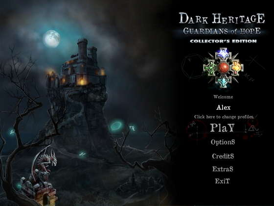 Dark Heritage: Guardians of Hope Collector's Edition (2012) - полная версия