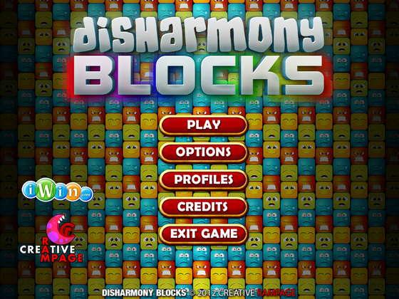 Disharmony Blocks (2012) - полная версия
