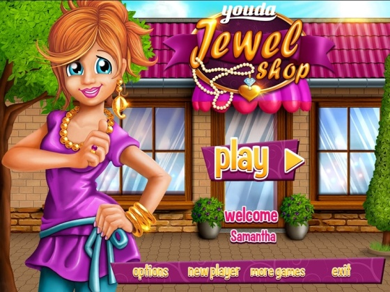 Youda Jewel Shop (2012) - полная версия