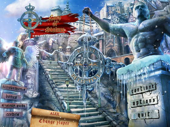 Royal Detective: The Lord of Statues Collector's Edition (2012) - полная версия