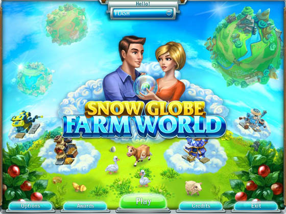 Snow Globe: Farm World (2012) - полная версия