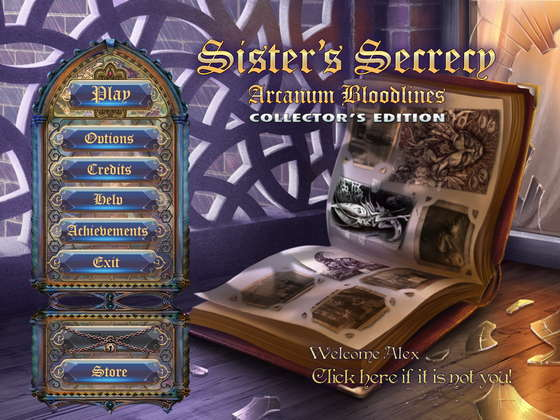 Sister's Secrecy: Arcanum Bloodlines Collector's Edition (2012) - полная версия