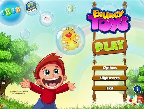 Bouncy Toys (2012) - полная версия
