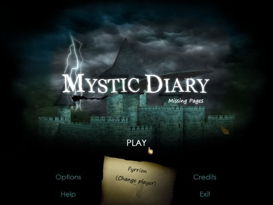 Mystic Diary 3: Missing Pages (2012) - полная версия