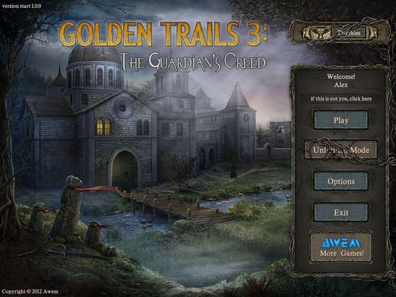 Golden Trails 3: The Guardian's Creed (2012) - полная версия