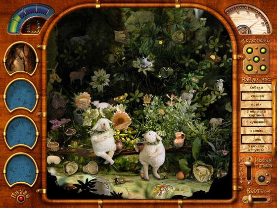 Три маленькие белые мышки. Спящая красавица и черный дракон (2012) - полная версия