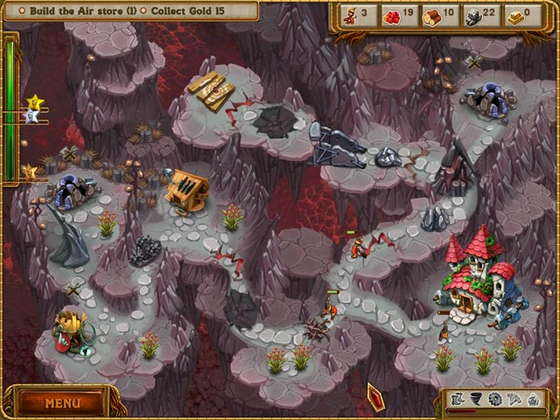 A Gnome's Home: The Great Crystal Crusade (2012) - полная версия