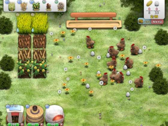 Farm Fables (2012) - полная версия