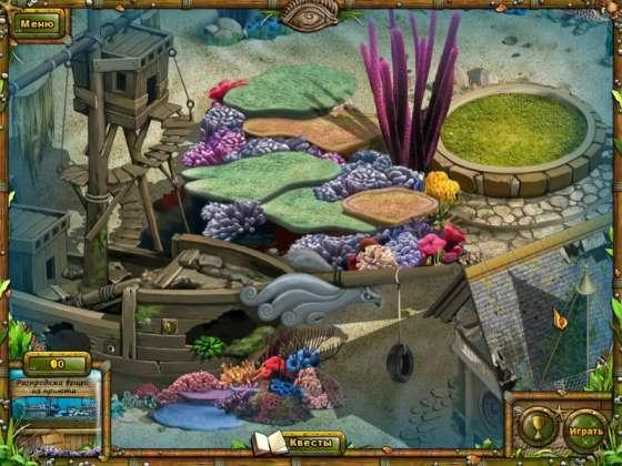 Сказки лагуны. Сироты океана (2012) - полная версия