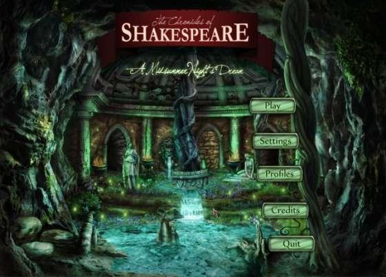 The Chronicles of Shakespeare: A Midsummer Nights Dream (2012) - полная версия